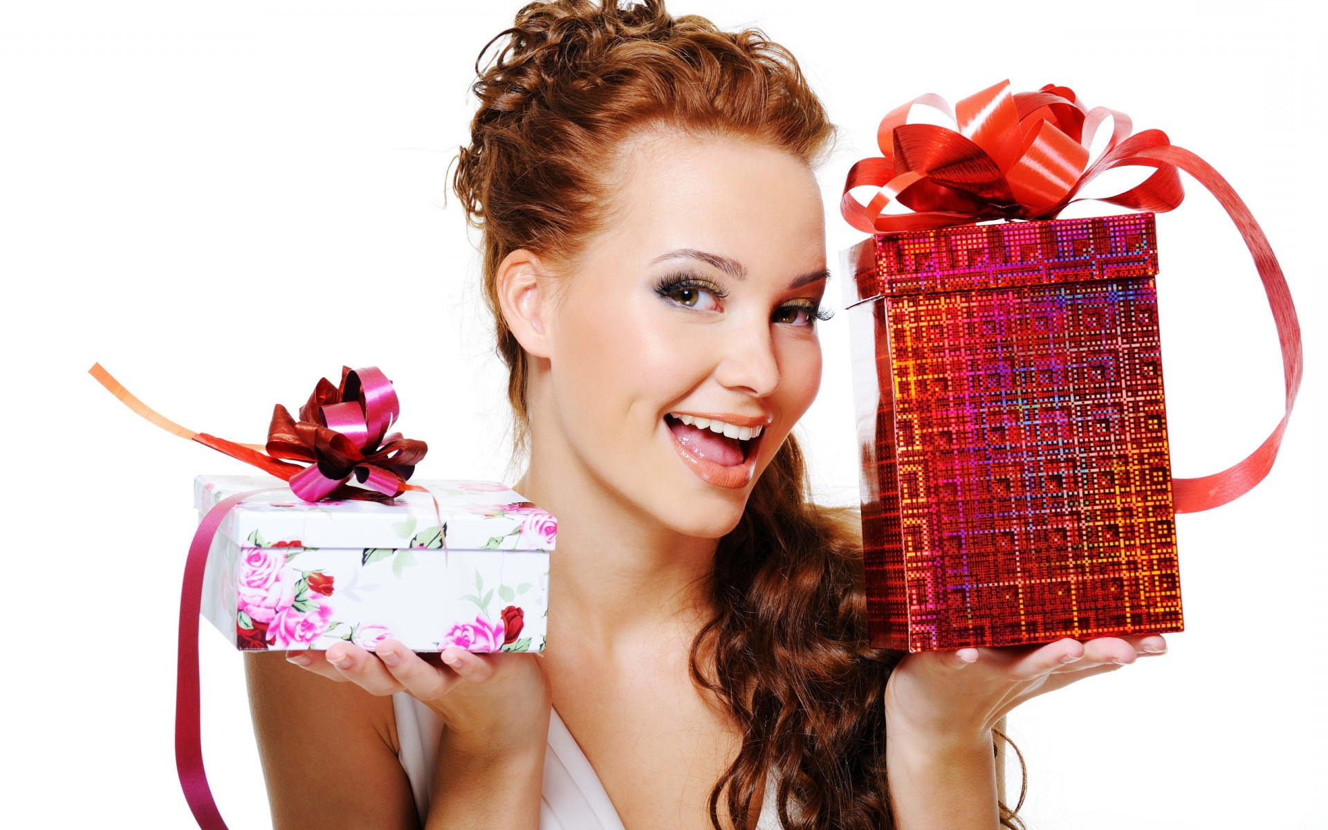 Подарок своей девушке на день рождения фото