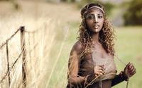 Фотография негритянки