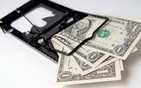 Доллары в захлопнувшийся мышеловке