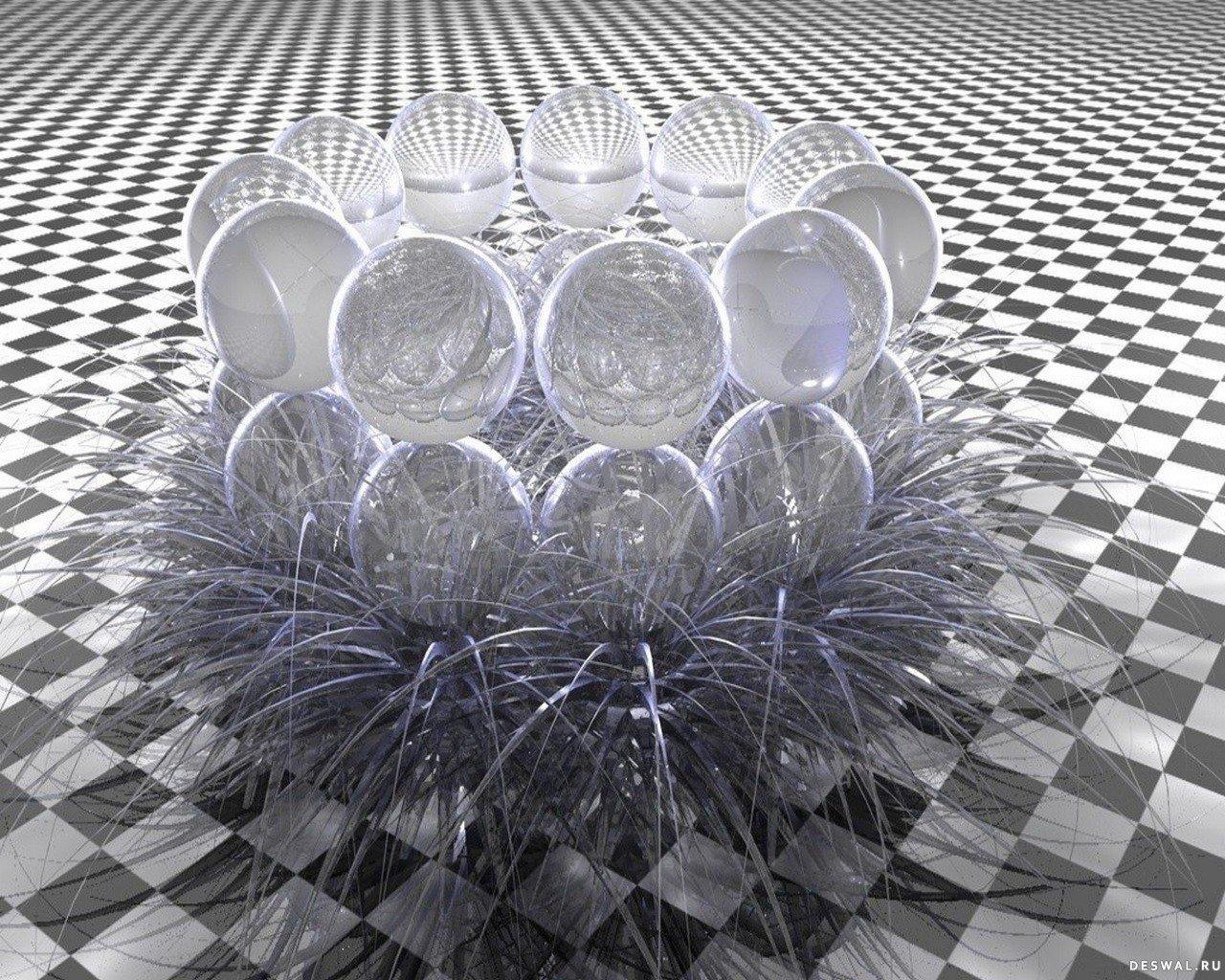 Фото 29.. Нажмите на картинку с 3D обоями, чтобы просмотреть ее в реальном размере