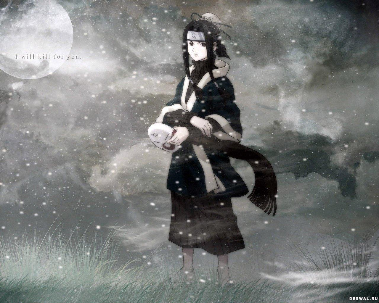 Фото 6.. Нажмите на картинку с аниме обоями, чтобы просмотреть ее в реальном размере
