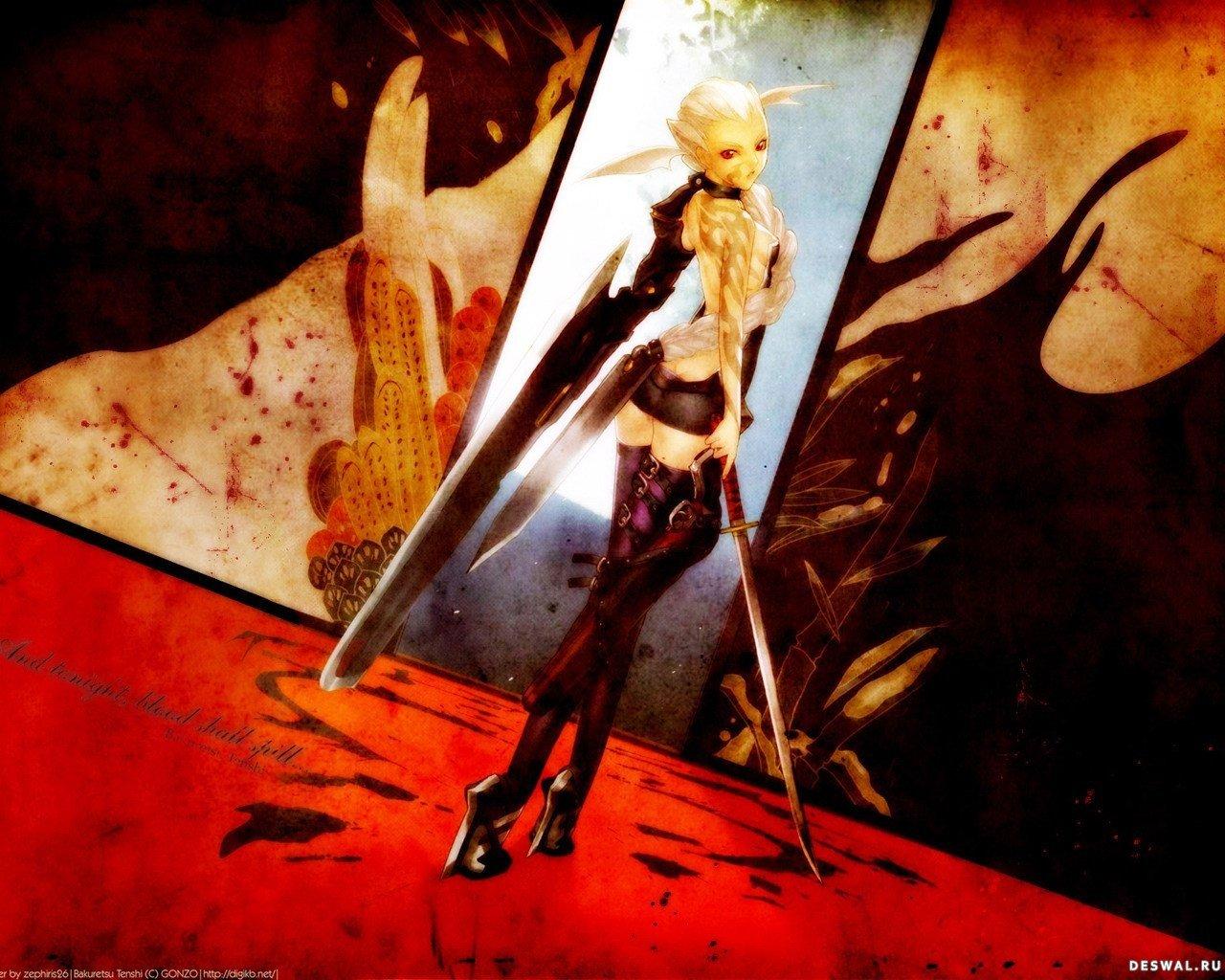 Фото 22.. Нажмите на картинку с аниме обоями, чтобы просмотреть ее в реальном размере