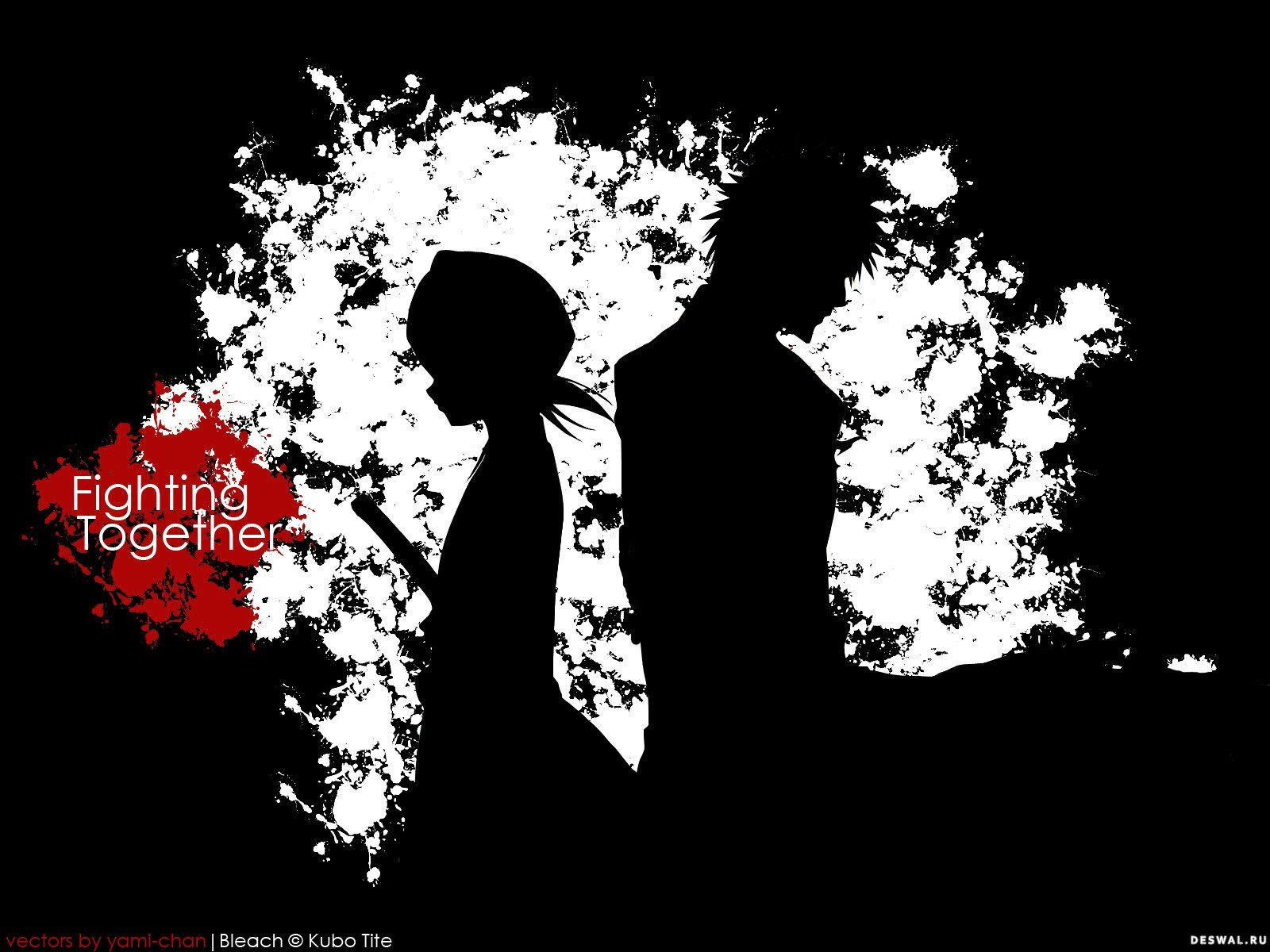 Фото 2.. Нажмите на картинку с аниме обоями, чтобы просмотреть ее в реальном размере