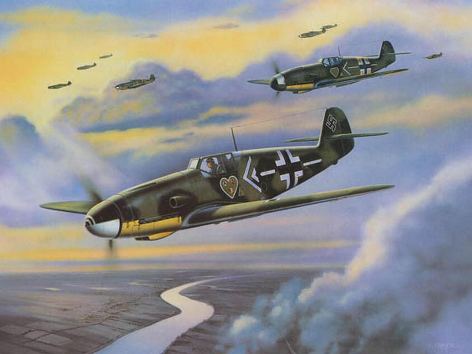 Авиация Германии второй мировой войны