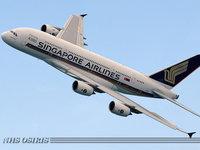 Airbus A380 - самый большой самолёт