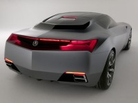 Красивый автомобиль Acura на обои. Обои с автомобилями Acura