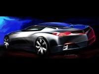 Красивая машина Акура на фото. Обои с автомобилями Acura