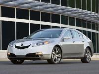 Изящное авто Acura на картинке. Обои с автомобилями Acura