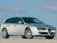 Красивая машина Alfa Romeo на обои. Обои с автомобилями Alfa Romeo