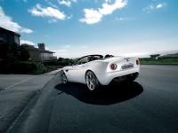 Роскошное авто Альфа Ромео на обои. Обои с автомобилями Alfa Romeo