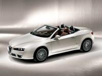 Красивая машина Альфа Ромео на фото. Обои с автомобилями Alfa Romeo