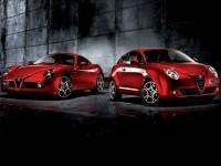 Роскошная автомашина Alfa Romeo на фото. Обои с автомобилями Alfa Romeo
