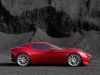 Красивое авто Alfa Romeo на обои. Обои с автомобилями Alfa Romeo