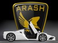 Изящная машина Arash на фото. Обои с автомобилями Arash