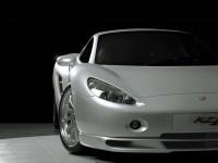 Роскошный автомобиль Ascari на фотообои. Обои с автомобилями Ascari