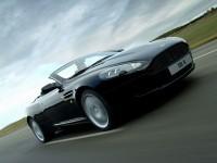 Роскошная автомашина Aston Martin на фотографии. Обои с автомобилями Aston Martin