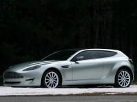 Изящное авто Aston Martin на фото. Обои с автомобилями Aston Martin