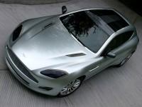 Изящное авто Астон Мартин на фото. Обои с автомобилями Aston Martin