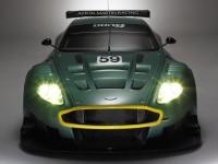 Изящная машина Астон Мартин на фотообои. Обои с автомобилями Aston Martin