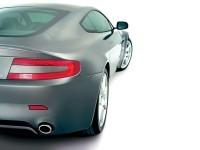 Автомобиль Астон Мартин на картинке. Обои с автомобилями Aston Martin