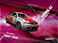 Автомобиль Audi на отличной картинке. Обои с автомобилями Audi