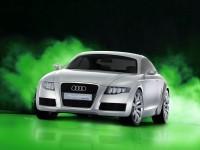 Машина Ауди на отличной фотографии. Обои с автомобилями Audi