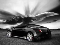 Красивая машина Ауди на обои. Обои с автомобилями Audi