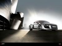 Фотообои машины Ауди. Обои с автомобилями Audi