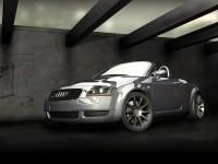 Автомобиль Audi на классной обои. Обои с автомобилями Audi