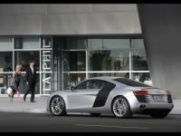 Изображение Ауди на прекрасной картинке. Обои с автомобилями Audi