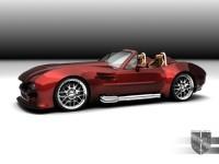 Авто Байлей на качественной фотографии. Обои с автомобилями Bailey