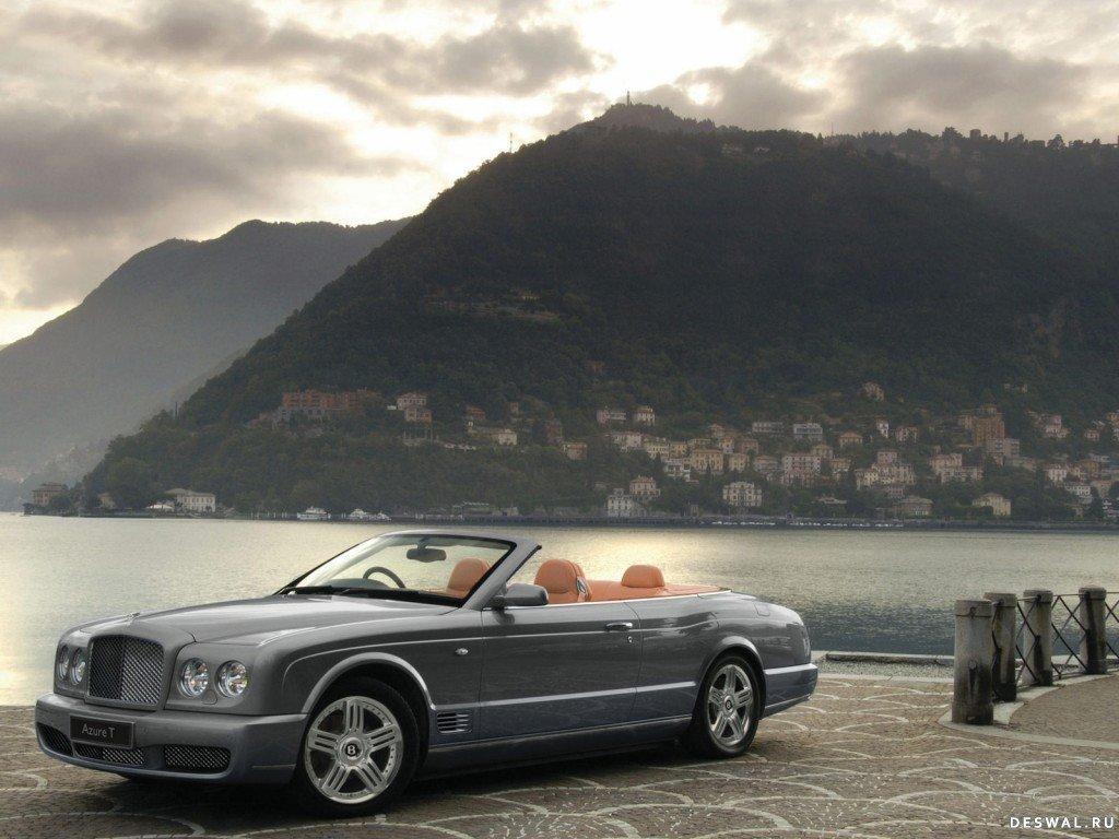 Авто Bentley на замечательной фотографии, Нажмите на картинку с обоями автомобиля bentley, чтобы просмотреть ее в реальном размере