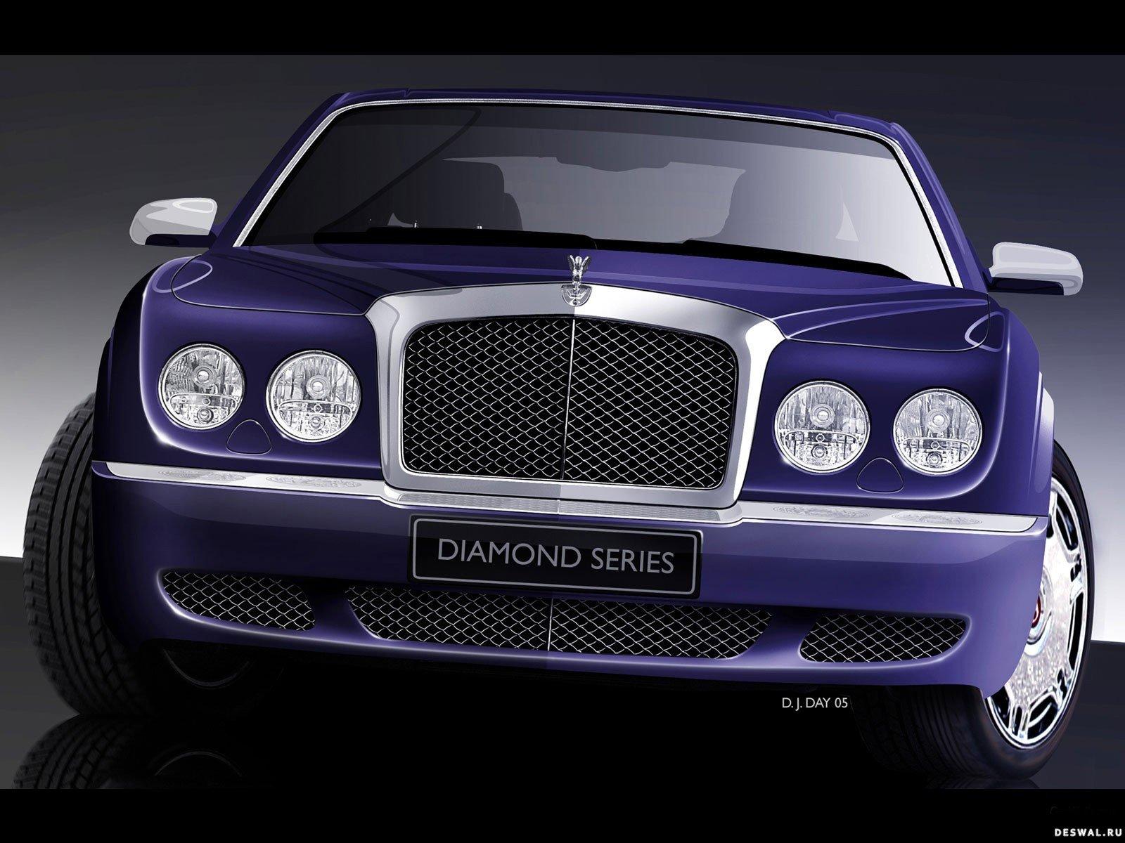 Обои авто Bentley, Нажмите на картинку с обоями автомобиля bentley, чтобы просмотреть ее в реальном размере