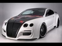 Автомашина Бентли на прекрасной картинке. Обои с автомобилями Bentley
