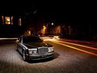 Автомашина Bentley на качественной обои. Обои с автомобилями Bentley