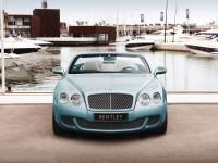 Изображение Бентли на классной обои. Обои с автомобилями Bentley