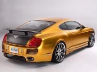 Изображение машины Bentley на обои. Обои с автомобилями Bentley