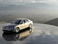 Изображение автомобиля Бентли на обои. Обои с автомобилями Bentley