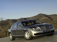 Автомашина Bentley на хорошей фотообои. Обои с автомобилями Bentley