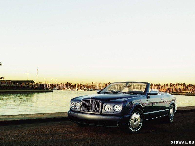 Авто Бентли на отличной картинке, Нажмите на картинку с обоями автомобиля bentley, чтобы просмотреть ее в реальном размере