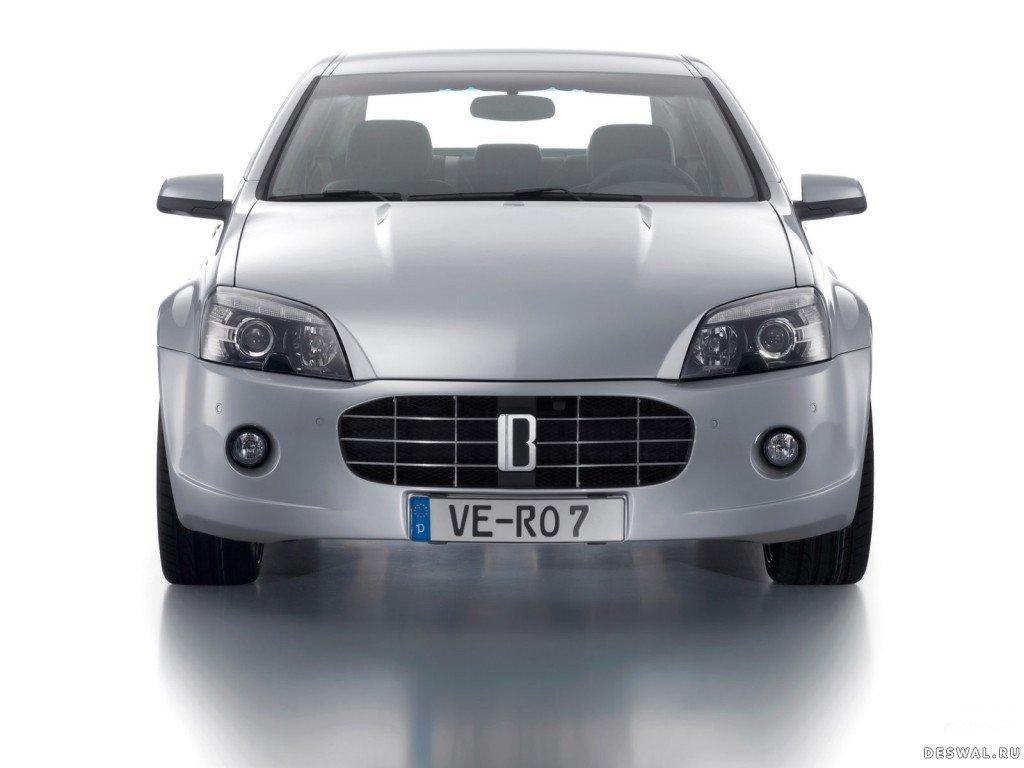 Изображение авто на фотообои , Нажмите на картинку с обоями автомобиля bitter, чтобы просмотреть ее в реальном размере