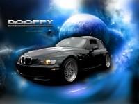 Авто BMW на великолепной обои. Обои с автомобилями Bmw