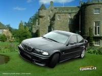 Изящная автомашина BMW на фотографии. Обои с автомобилями Bmw