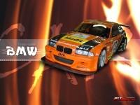 Автомобиль BMW на великолепной фотографии. Обои с автомобилями Bmw