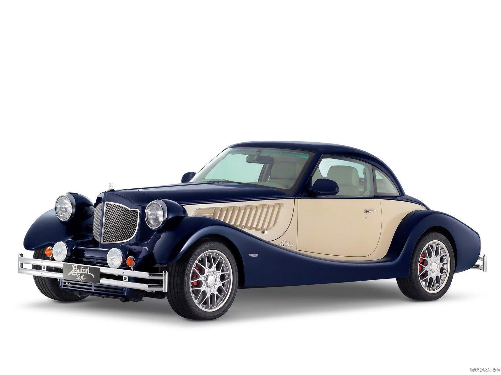 Изображение Bufori на качественной фотообои, Нажмите на картинку с обоями автомобиля bufori, чтобы просмотреть ее в реальном размере