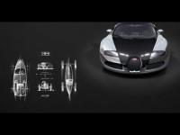 Авто Бугатти на бесплатной картинке. Обои с автомобилями Bugatti