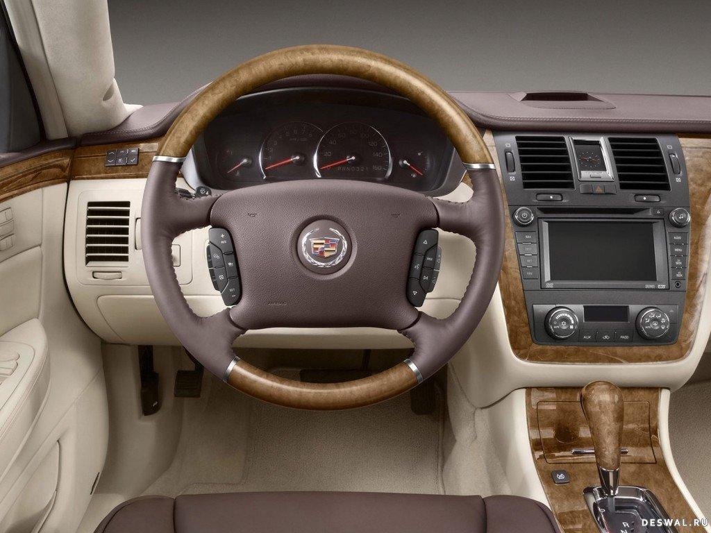 Автомобиль Кадиллак на отличной фотографии, Нажмите на картинку с обоями автомобиля cadillac, чтобы просмотреть ее в реальном размере