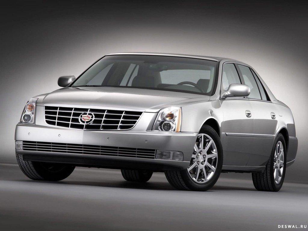 Роскошное авто Cadillac на фотообои, Нажмите на картинку с обоями автомобиля cadillac, чтобы просмотреть ее в реальном размере