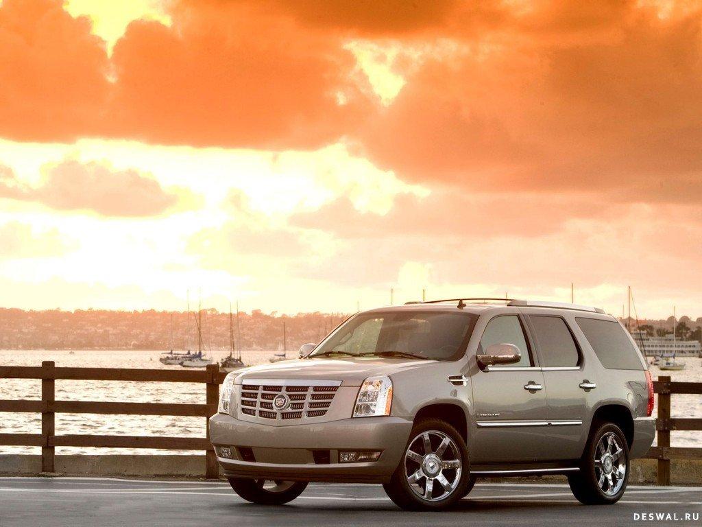 Красивое авто Cadillac на фото, Нажмите на картинку с обоями автомобиля cadillac, чтобы просмотреть ее в реальном размере
