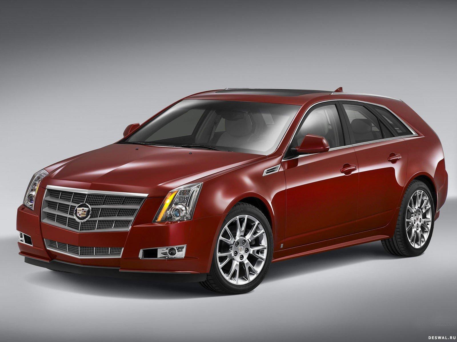 Автомашина Cadillac на халявной фотообои, Нажмите на картинку с обоями автомобиля cadillac, чтобы просмотреть ее в реальном размере